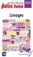 Limoges 2013 2014 Petit Fut    avec cartes  photos   avis des lecteurs