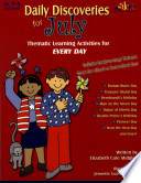 Daily Discoveries For July Ebook
