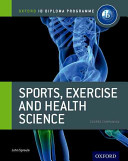IB Sports  Exercise   Health Science Course Book
