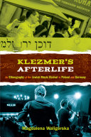 Klezmer's Afterlife