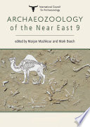 Archaeozoology of the Near East