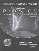 Fundamentals of Physics    Instructor Lab Manual with CD