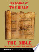 The Bible, its languages and its translations