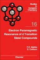 Electron Paramagnetic Resonance of d Transition Metal Compounds
