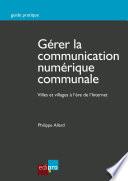 illustration du livre Gérer la communication numérique communale