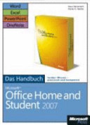 Microsoft Office Home and Student 2007   das Handbuch