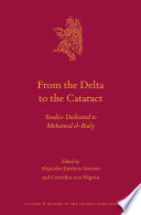 From The Delta To The Cataract book