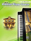 Premier Piano Course At Home Book  Bk 2b