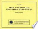 Radar Navigation and Maneuvering Board Manual