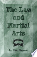 The Law and Martial Arts