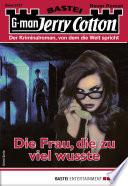 Jerry Cotton 3157 - Krimi-Serie