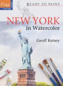 New York in Watercolor