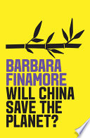 Will China Save the Planet  Book PDF