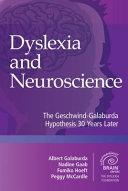 Dyslexia and Neuroscience