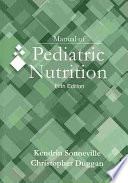 Manual Of Pediatric Nutrition 5th Edition