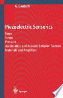Piezoelectric Sensorics