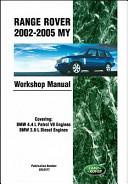 Range Rover Official Workshop Manual