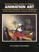 Tomart's Value Guide to Disney Animation Art