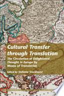 Cultural Transfer Through Translation