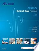 Acccn S Critical Care Nursing