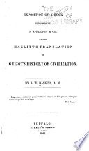 An Exposition Of A Book Published By D Appleton Co book