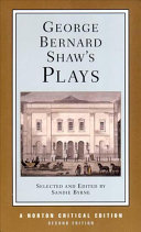 George Bernard Shaw s Plays