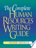 The Complete Human Resources Writing Guide