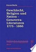 Geschlecht, Religion und Nation