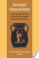 Ancient Obscenities