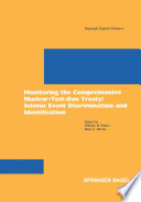 Monitoring The Comprehensive Nuclear Test Ban Treaty Seismic Event Discrimination And Identification