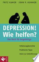 Depression  Wie helfen