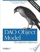 DAO Object Model
