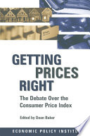 getting prices right debate over the consumer price index