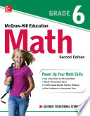 McGraw Hill Education Math Grade 6  Second Edition