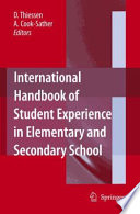 International Handbook of Student Experience in Elementary and Secondary School