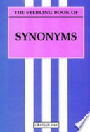 The Sterling Book of Synonyms
