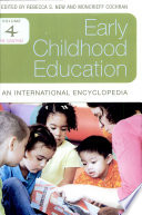 Early Childhood Education  The countries