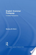 English Grammar Pedagogy