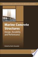 Marine Concrete Structures