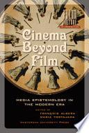 Cinema Beyond Film