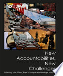New Accountabilities  New Challenges