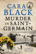 Murder in Saint-Germain Book