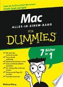 Mac F R Dummies Alles In Einem Band