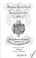 Königlich sächsischer Hof-Civil-und Militär-Staat