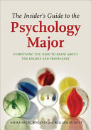 The insider s guide to the psychology major