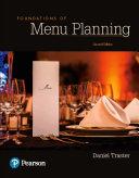 Foundations of Menu Planning