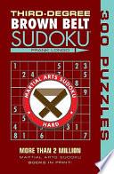 Third Degree Brown Belt Sudoku