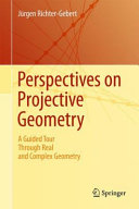 Perspectives on Projective Geometry