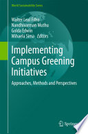 Implementing Campus Greening Initiatives