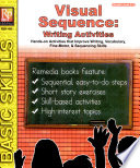 Visual Sequence  Writing Activities